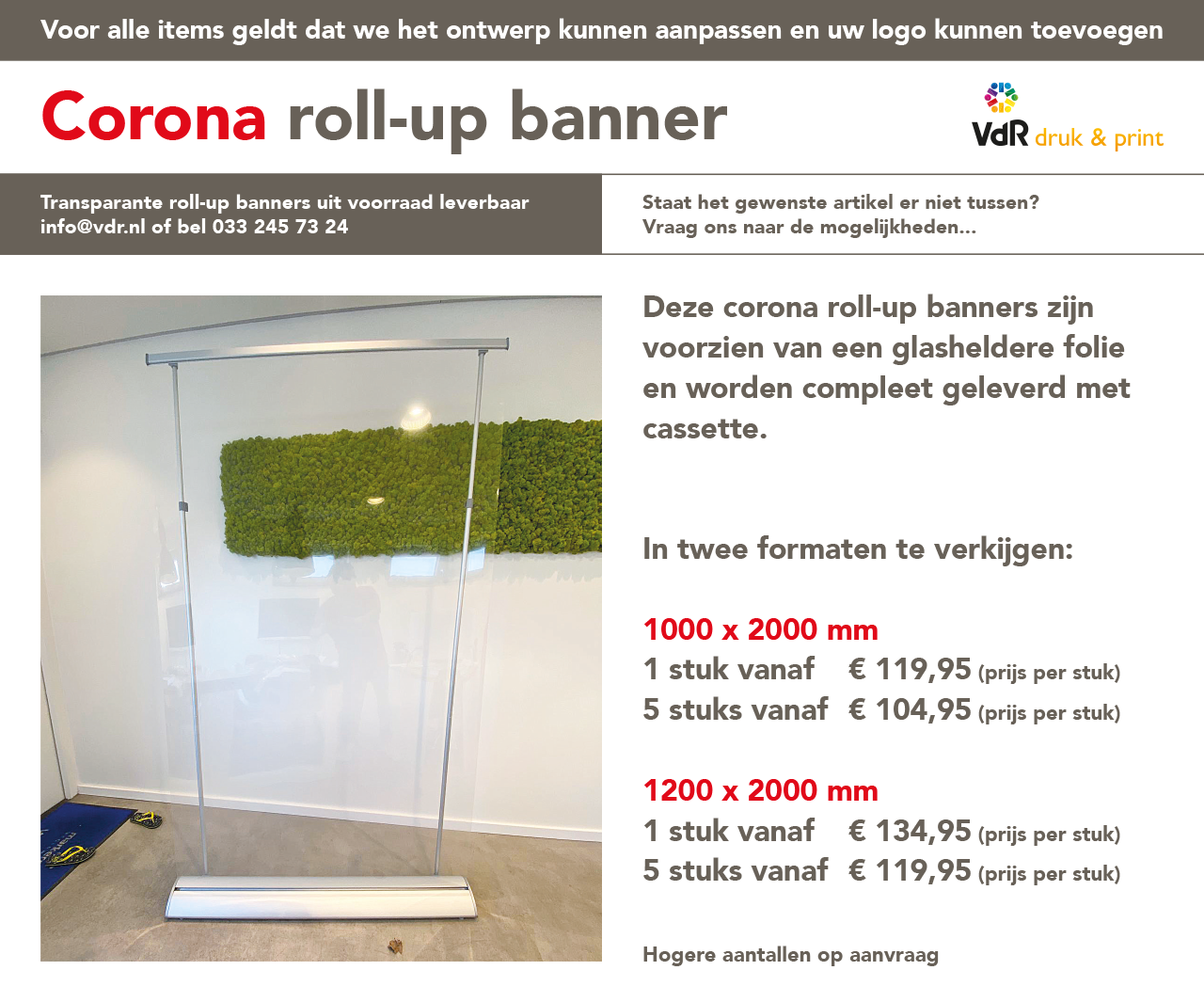 6 VdR product overzicht roll-up banner